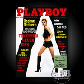 Juli Ashton's Playboy Magazine