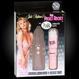 Juli Ashton's Clear Pearl Pocket Rocket