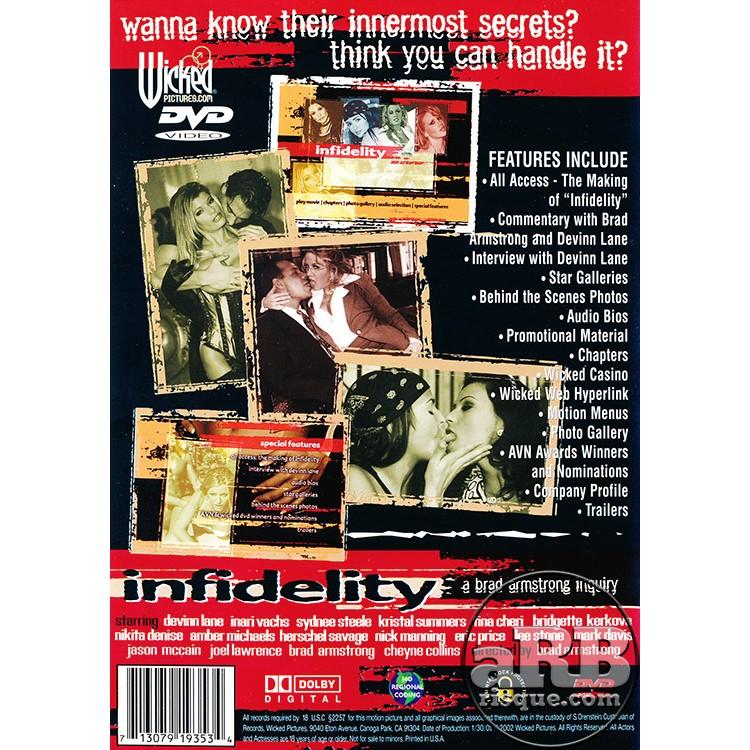 Infidelity - Back