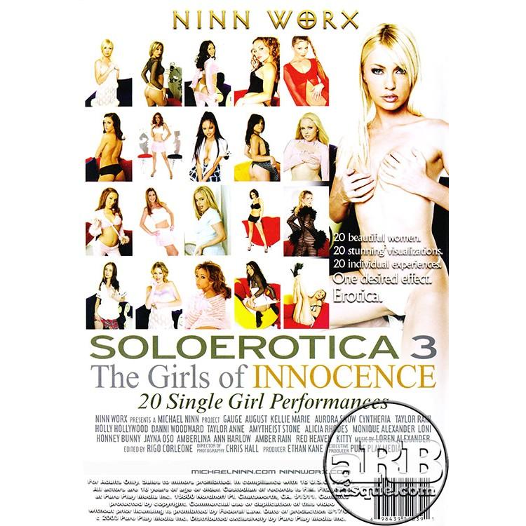 Soloerotica 3 - Back