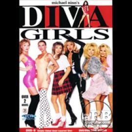 Diva Girls - VHS (DVD Cover Shown)