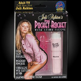 Juli Ashton's Pink Pocket Rocket