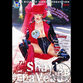 The Erotic World of Shayla LaVeaux