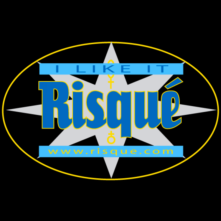 a Risque Logo of Impressive Impact - or not