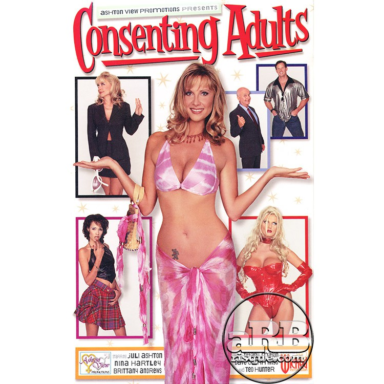 Consenting Adults - VHS
