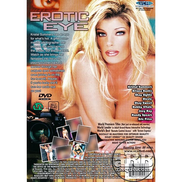 Erotic Eye - Back