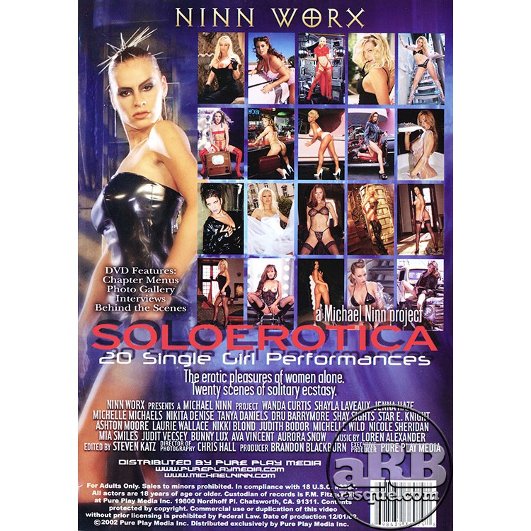 Soloerotica 1 - Back